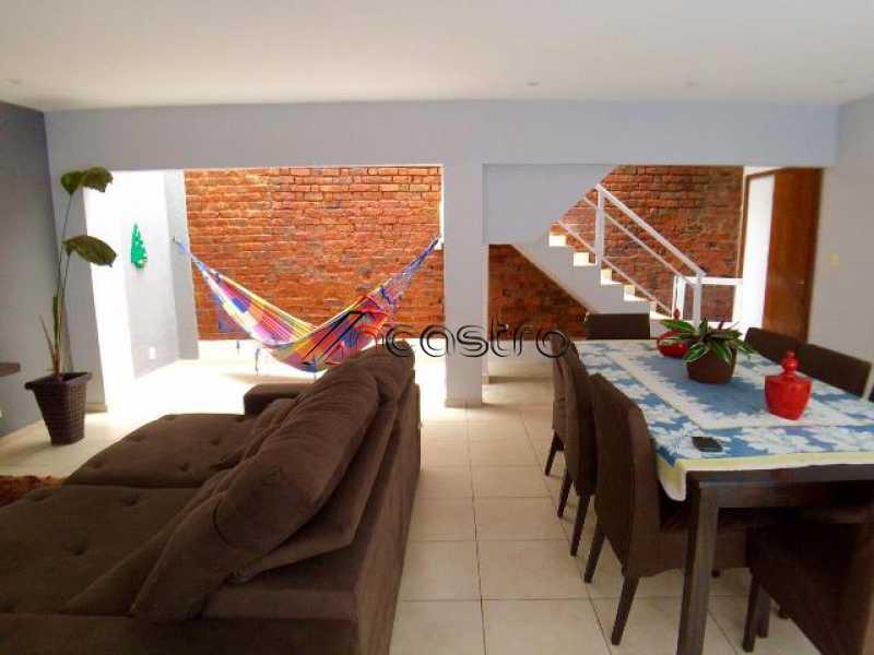NCastro17 - Casa à venda Rua Filgueiras Lima,Riachuelo, Rio de Janeiro - R$ 500.000 - M2166 - 12