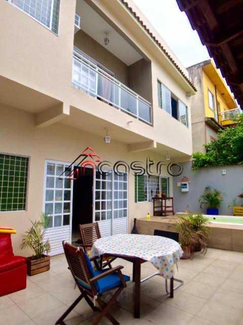 NCastro19 - Casa à venda Rua Filgueiras Lima,Riachuelo, Rio de Janeiro - R$ 500.000 - M2166 - 1