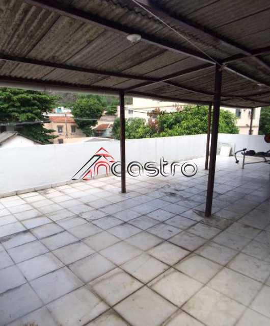 NCastro21 - Casa à venda Rua Filgueiras Lima,Riachuelo, Rio de Janeiro - R$ 500.000 - M2166 - 30