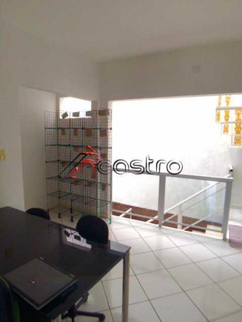 NCastro22 - Casa à venda Rua Filgueiras Lima,Riachuelo, Rio de Janeiro - R$ 500.000 - M2166 - 26