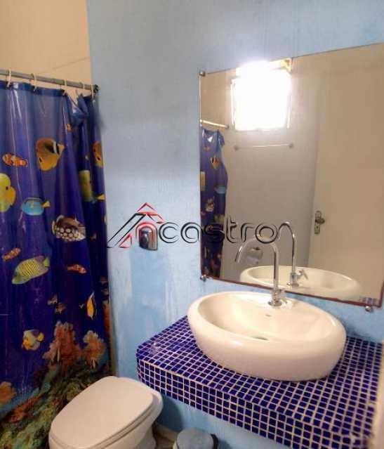 NCastro23 - Casa à venda Rua Filgueiras Lima,Riachuelo, Rio de Janeiro - R$ 500.000 - M2166 - 21