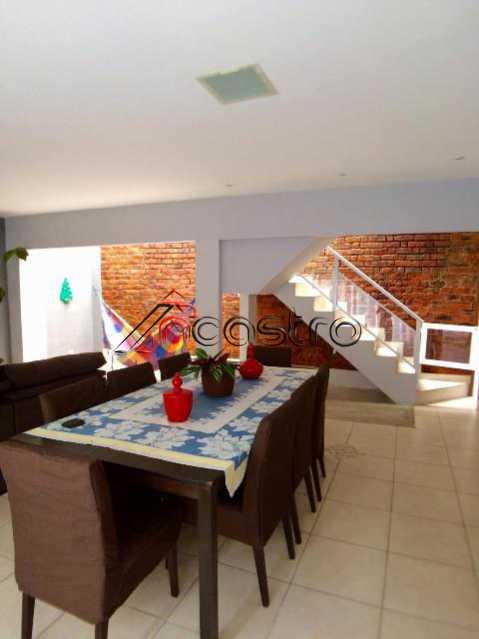 NCastro24 - Casa à venda Rua Filgueiras Lima,Riachuelo, Rio de Janeiro - R$ 500.000 - M2166 - 17