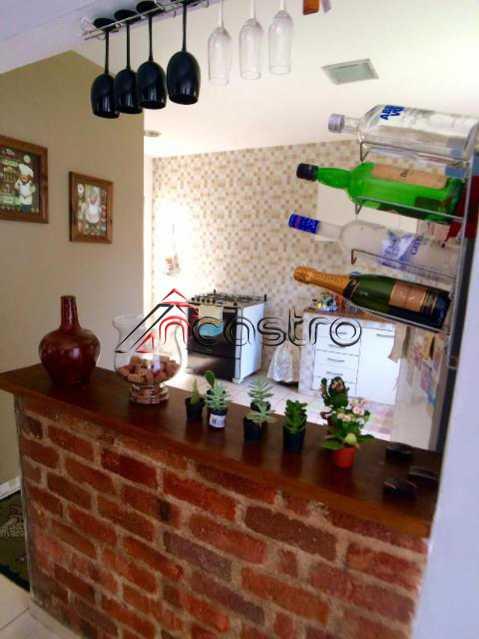 NCastro26 - Casa à venda Rua Filgueiras Lima,Riachuelo, Rio de Janeiro - R$ 500.000 - M2166 - 8