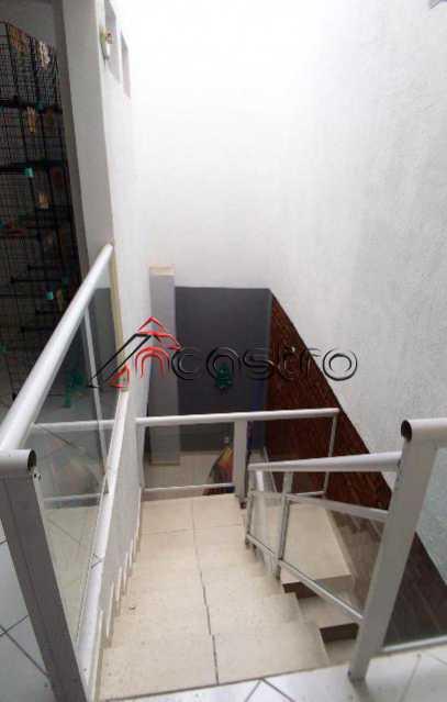 NCastro27 - Casa à venda Rua Filgueiras Lima,Riachuelo, Rio de Janeiro - R$ 500.000 - M2166 - 20
