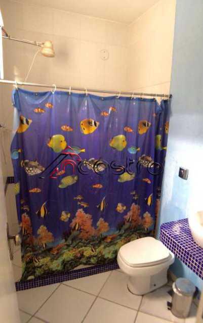 NCastro28 - Casa à venda Rua Filgueiras Lima,Riachuelo, Rio de Janeiro - R$ 500.000 - M2166 - 22