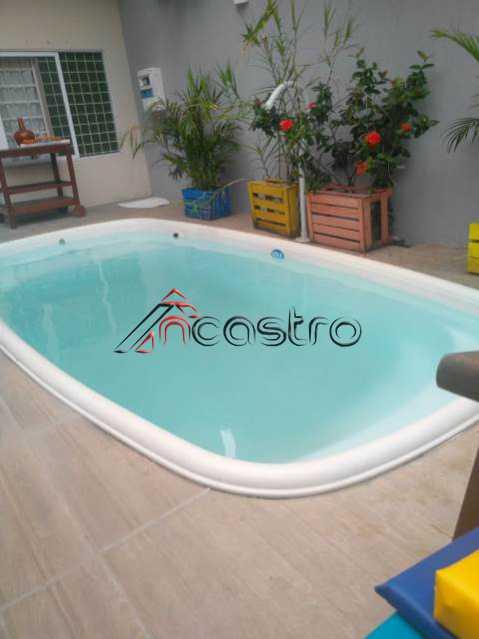 NCastro29 - Casa à venda Rua Filgueiras Lima,Riachuelo, Rio de Janeiro - R$ 500.000 - M2166 - 4