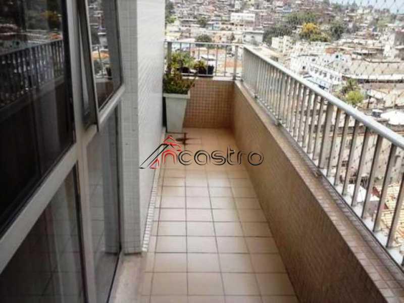 Ncastro 7. - Apartamento Rua Major Rego,Olaria,Rio de Janeiro,RJ À Venda,2 Quartos,90m² - 2252 - 1