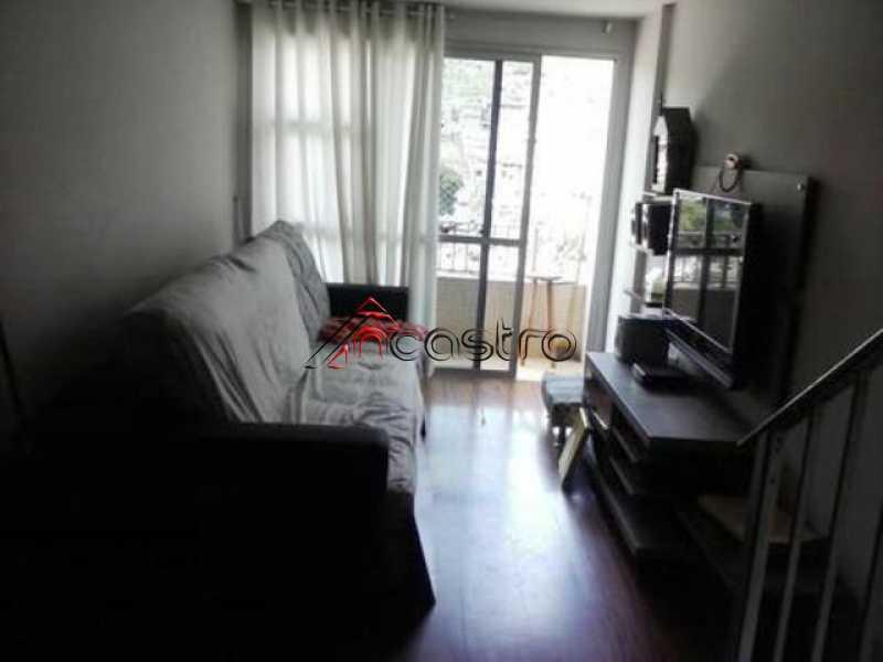 Ncastro 14. - Apartamento Rua Major Rego,Olaria,Rio de Janeiro,RJ À Venda,2 Quartos,90m² - 2252 - 4
