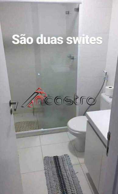 NCastro03. - Apartamento Para Alugar - Curicica - Rio de Janeiro - RJ - 2254 - 20