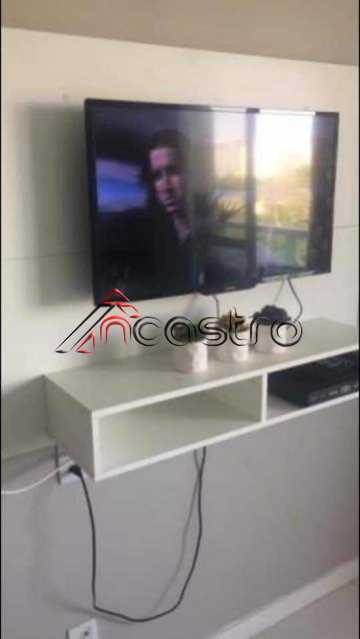 NCastro05. - Apartamento Para Alugar - Curicica - Rio de Janeiro - RJ - 2254 - 6