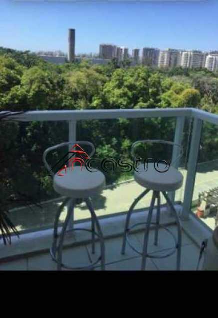 NCastro06. - Apartamento Para Alugar - Curicica - Rio de Janeiro - RJ - 2254 - 12