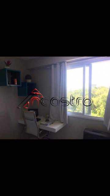 NCastro07. - Apartamento Para Alugar - Curicica - Rio de Janeiro - RJ - 2254 - 13