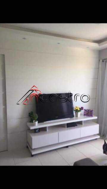 NCastro08. - Apartamento Para Alugar - Curicica - Rio de Janeiro - RJ - 2254 - 7