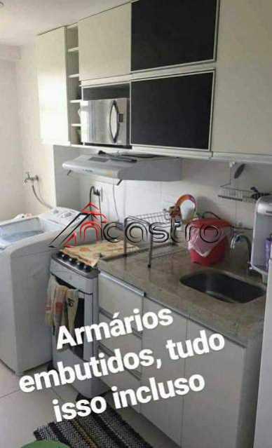NCastro10. - Apartamento Para Alugar - Curicica - Rio de Janeiro - RJ - 2254 - 15