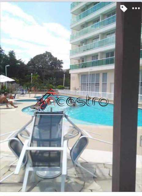 NCastro11. - Apartamento Para Alugar - Curicica - Rio de Janeiro - RJ - 2254 - 18