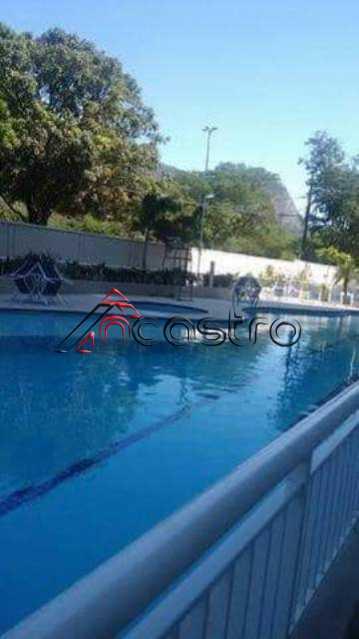 NCastro12. - Apartamento Para Alugar - Curicica - Rio de Janeiro - RJ - 2254 - 1