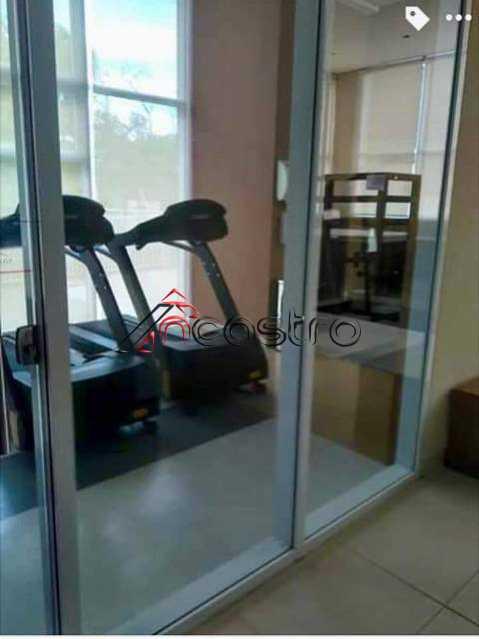 NCastro14. - Apartamento Para Alugar - Curicica - Rio de Janeiro - RJ - 2254 - 16
