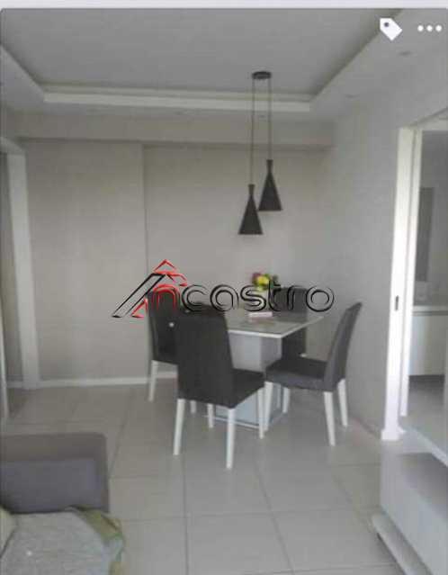 NCastro15. - Apartamento Para Alugar - Curicica - Rio de Janeiro - RJ - 2254 - 5