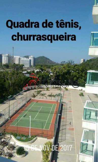 NCastro16. - Apartamento Para Alugar - Curicica - Rio de Janeiro - RJ - 2254 - 17