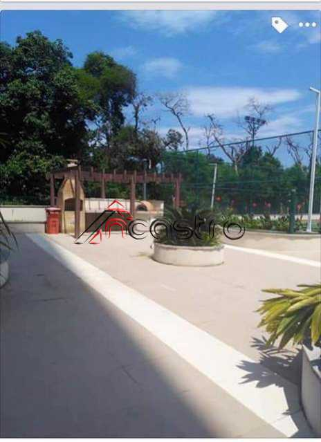 NCastro17. - Apartamento Para Alugar - Curicica - Rio de Janeiro - RJ - 2254 - 19