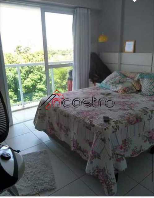NCastro19. - Apartamento Para Alugar - Curicica - Rio de Janeiro - RJ - 2254 - 10