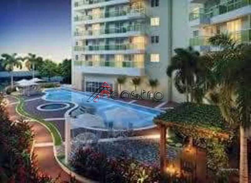 NCastro20. - Apartamento Para Alugar - Curicica - Rio de Janeiro - RJ - 2254 - 3