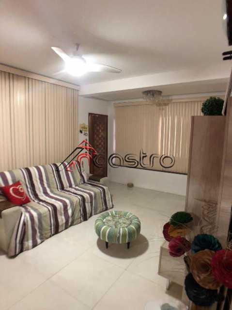 NCastro17 - Casa à venda Rua de Bonsucesso,Bonsucesso, Rio de Janeiro - R$ 735.000 - M2168 - 5