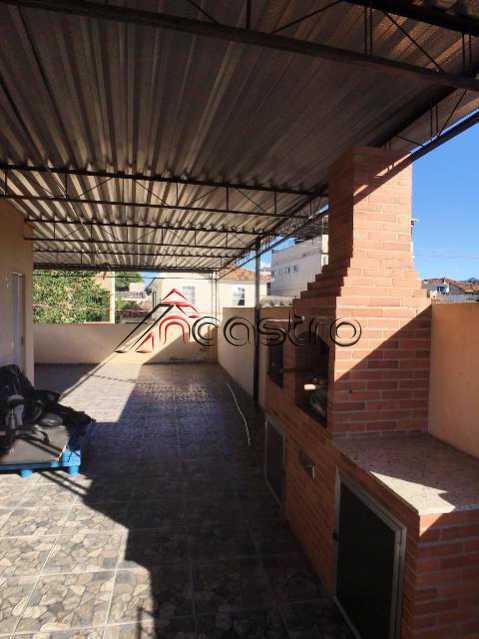 NCastro 6. - Casa Rua Nossa Senhora das Graças,Ramos,Rio de Janeiro,RJ À Venda,2 Quartos,50m² - M2169 - 21