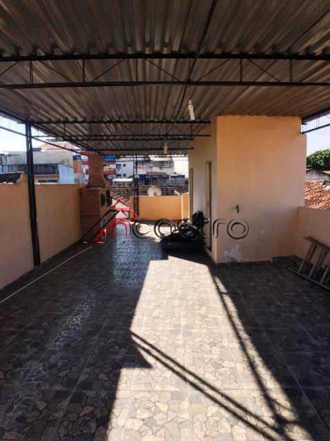 NCastro 7. - Casa Rua Nossa Senhora das Graças,Ramos,Rio de Janeiro,RJ À Venda,2 Quartos,50m² - M2169 - 20