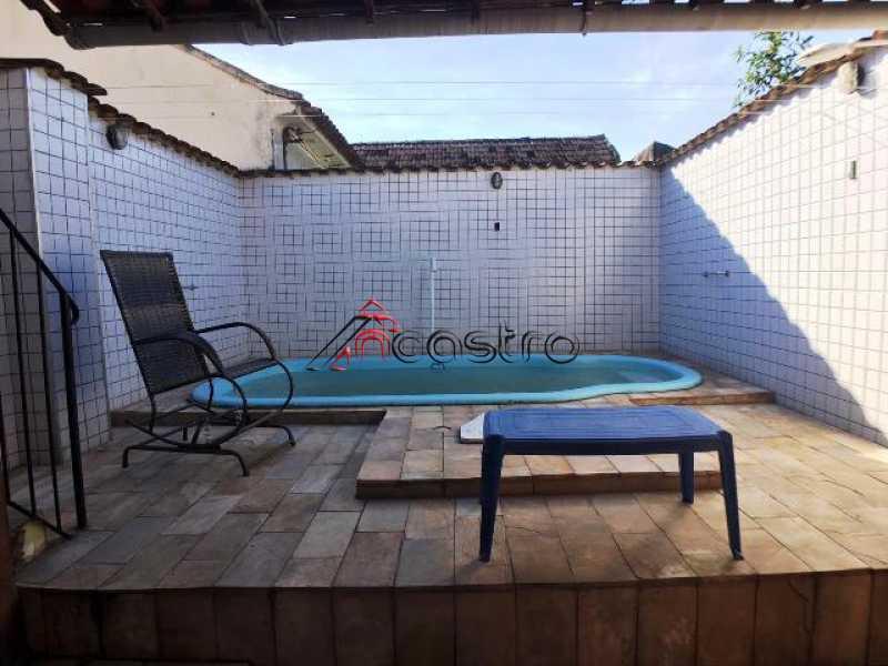 NCastro 16. - Casa Rua Nossa Senhora das Graças,Ramos,Rio de Janeiro,RJ À Venda,2 Quartos,50m² - M2169 - 3