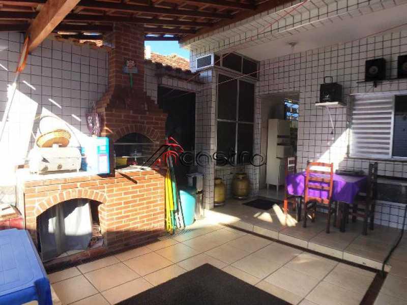 NCastro 19. - Casa Rua Nossa Senhora das Graças,Ramos,Rio de Janeiro,RJ À Venda,2 Quartos,50m² - M2169 - 5