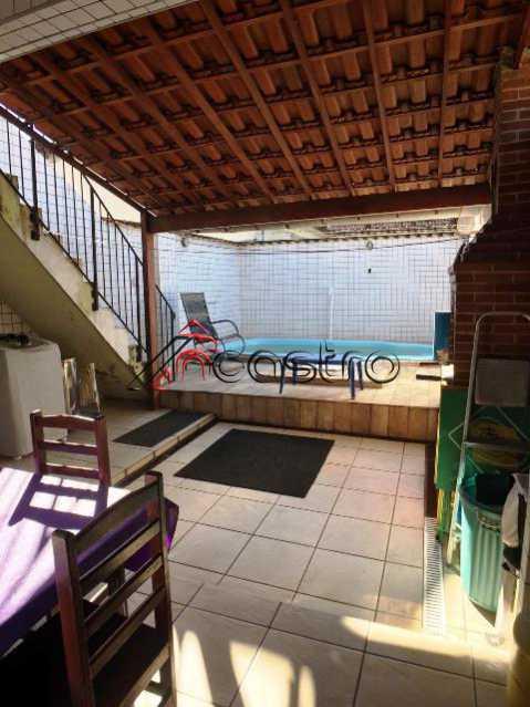 NCastro 20. - Casa Rua Nossa Senhora das Graças,Ramos,Rio de Janeiro,RJ À Venda,2 Quartos,50m² - M2169 - 4