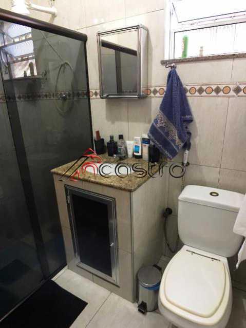 NCastro 24. - Casa Rua Nossa Senhora das Graças,Ramos,Rio de Janeiro,RJ À Venda,2 Quartos,50m² - M2169 - 15