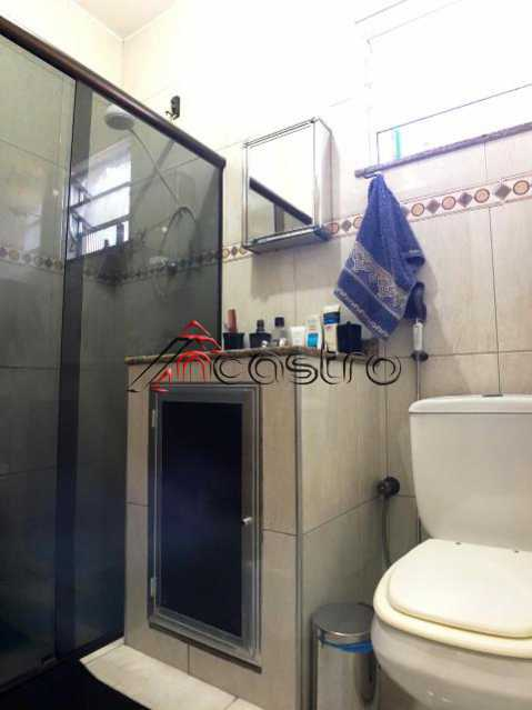 NCastro 26. - Casa Rua Nossa Senhora das Graças,Ramos,Rio de Janeiro,RJ À Venda,2 Quartos,50m² - M2169 - 16