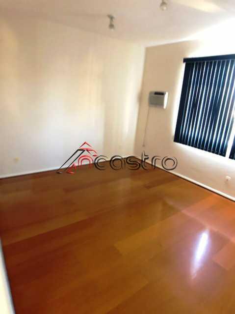 NCastro 3 - Apartamento à venda Rua Aquidabã,Méier, Rio de Janeiro - R$ 250.000 - 1049 - 1