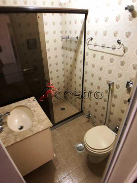 NCastro 6 - Apartamento à venda Rua Aquidabã,Méier, Rio de Janeiro - R$ 250.000 - 1049 - 16