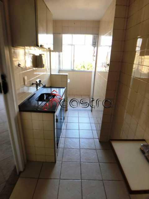 NCastro 10 - Apartamento à venda Rua Aquidabã,Méier, Rio de Janeiro - R$ 250.000 - 1049 - 20