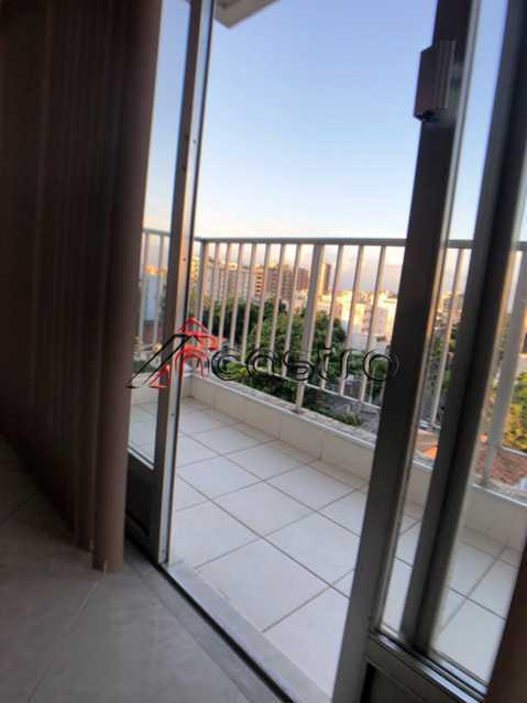 NCastro 16 - Apartamento à venda Rua Aquidabã,Méier, Rio de Janeiro - R$ 250.000 - 1049 - 14
