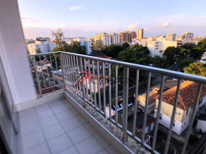 NCastro 17 - Apartamento à venda Rua Aquidabã,Méier, Rio de Janeiro - R$ 250.000 - 1049 - 15