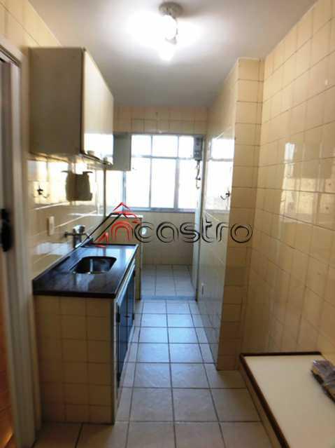 NCastro 22 - Apartamento à venda Rua Aquidabã,Méier, Rio de Janeiro - R$ 250.000 - 1049 - 21