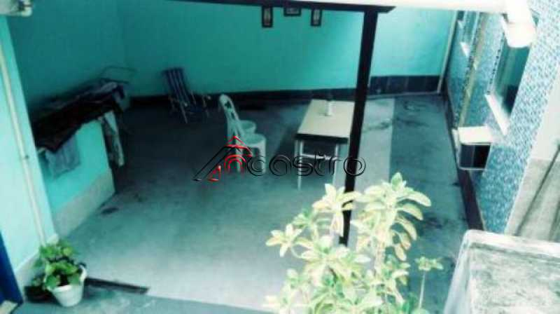 NCastro01. - Casa à venda Rua Surui,Braz de Pina, Rio de Janeiro - R$ 500.000 - M2042 - 13