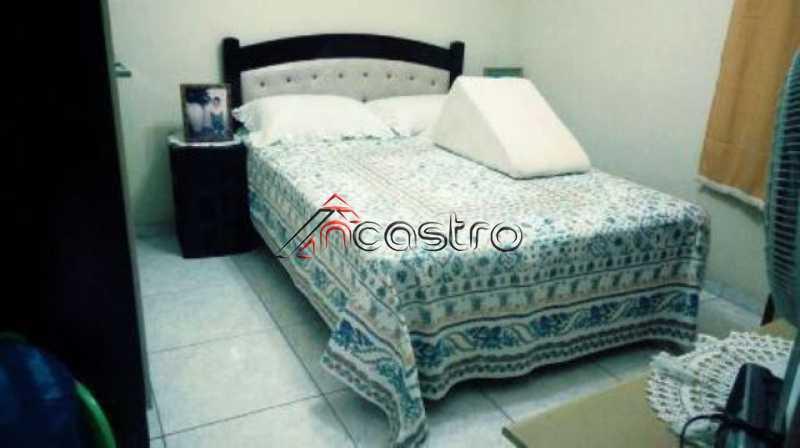NCastro02. - Casa à venda Rua Surui,Braz de Pina, Rio de Janeiro - R$ 500.000 - M2042 - 5