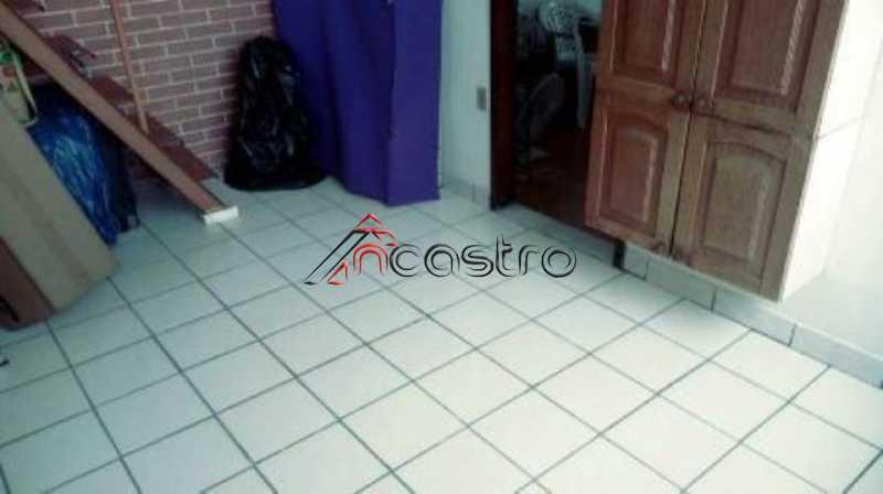 NCastro04. - Casa à venda Rua Surui,Braz de Pina, Rio de Janeiro - R$ 500.000 - M2042 - 12