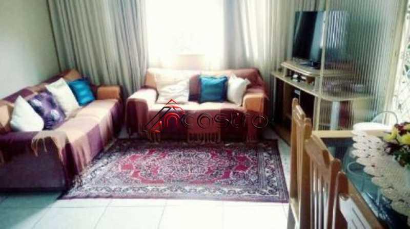 NCastro07. - Casa à venda Rua Surui,Braz de Pina, Rio de Janeiro - R$ 500.000 - M2042 - 3