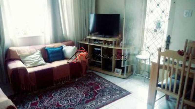 NCastro08. - Casa à venda Rua Surui,Braz de Pina, Rio de Janeiro - R$ 500.000 - M2042 - 4
