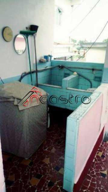 NCastro09. - Casa à venda Rua Surui,Braz de Pina, Rio de Janeiro - R$ 500.000 - M2042 - 14