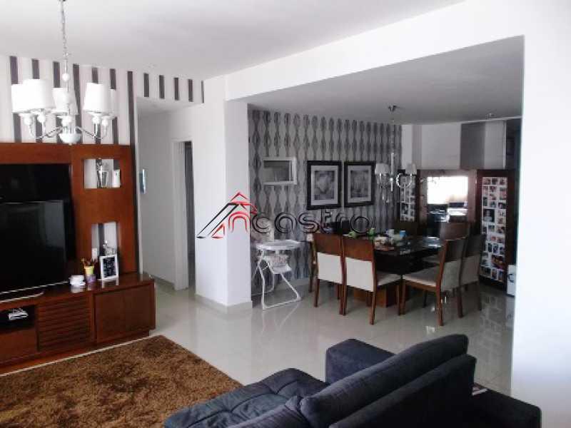 ncastro 1 - Apartamento à venda Rua Cardoso de Morais,Bonsucesso, Rio de Janeiro - R$ 450.000 - 2023 - 4