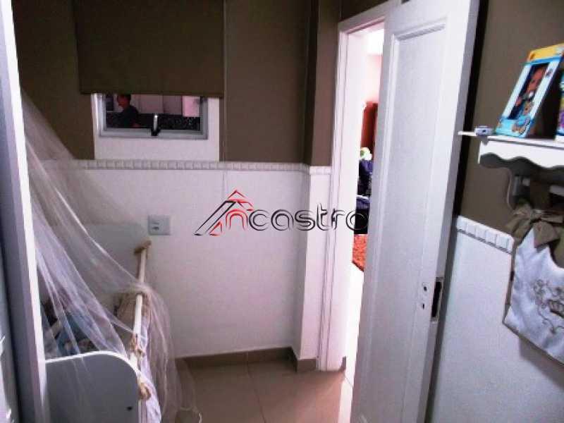 ncastro 9 - Apartamento à venda Rua Cardoso de Morais,Bonsucesso, Rio de Janeiro - R$ 450.000 - 2023 - 11