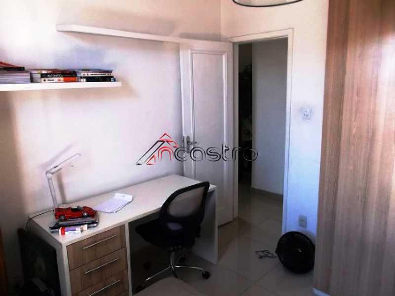 ncastro 12 - Apartamento à venda Rua Cardoso de Morais,Bonsucesso, Rio de Janeiro - R$ 450.000 - 2023 - 14