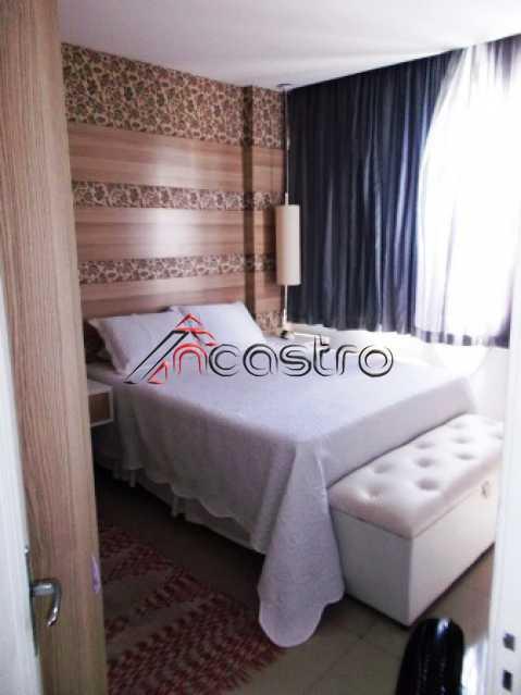 ncastro 13 - Apartamento à venda Rua Cardoso de Morais,Bonsucesso, Rio de Janeiro - R$ 450.000 - 2023 - 15